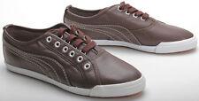 Puma Schuhe Crete L WNs 347215 01 Chocolate Brown White Braun Gr. 37