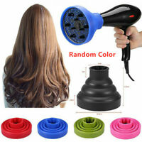 Universal Blower Hairdressing Salon Curly Hair Dryer Diffuser Tool Silicone