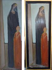 Armand PETITJEAN (1909-2004) HsP 1952 / 1953, Jeune peinture Nle Ecole de Paris