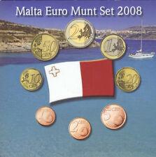 EURO KMS Malta 2008 - AKM Munt Set