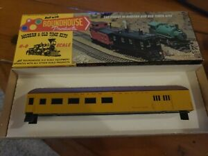 Roundhouse Harriman Baggage Car Union Pacific HO Scale #6134