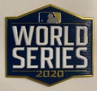 Official 2020 World Series Patch MLB Baseball Jersey Patch LA Dodgers