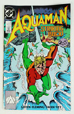 Aquaman #2 (Jul 1989, DC)