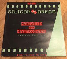 "Marcello the Mastroianni - Silicon Dream 12"" LP (Vinyl aus Sammlung)"