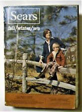 Vintage Sears Catalog Fall Winter 1975 - 1491 Pages - Very Good Condition