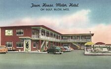 Town House Motor Hotel in Biloxi MS OLD