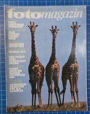 foto magazin April 1981 H-727