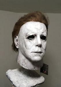 H40 Myers Rehauled Custom Halloween Mask Jason Myers Mask