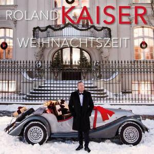 Roland Kaiser - Weihnachtszeit Weihnachten CD NEU