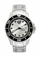 NRL Manly Sea Eagles All Stainless Steel Gents Watch FREE SHIPPING