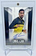Emre Can /24 On Card Autograph Topps Transcendent 2019-20 BVB Borussia Dortmund