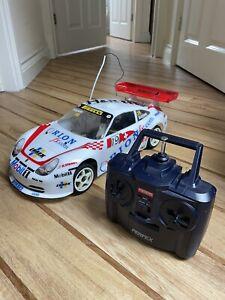 Kyosho Porsche 911 Gt3 4wd 996 Vintage Stunning 1/10 Car Pureten EP Alpha 2