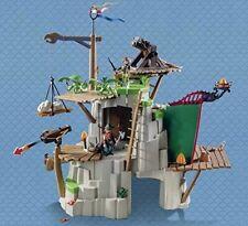 PLAYMOBIL Dragons: Campement de l''île de Beurk Jeu de Construction (9243)