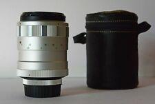 Hanimex mirror lens 300mm F6.3 M42 with Nikon adapter