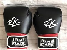 Ring to cage 12oz boxing gloves New