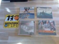 R.E.M. - Lot de 5 CD : 1 single + 4 slims !!!