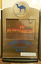 Camel Pleasure or Bust/Are You Feeling Lucky? -  Counter Top Sign - Used