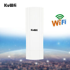 3KM Wireless Outdoor Wifi Router 2.4G 300Mbps Wireless CPE Router&Wifi Repeater