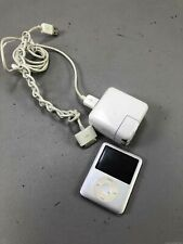 Apple Ipod With Charging Cables & Plug In ; bundle