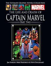 The Life and Death of Captain Marvel Part 2 - Issue 77 - Classic XXV - New