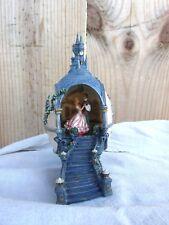 Franklin Mint ENCHANTED WALTZ Egg Limited Edition Cinderella Figurine