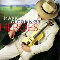 Heroes - Music CD - O'Connor, Mark -  1993-09-14 - Warner/Reprise Cntry Adv - Ve