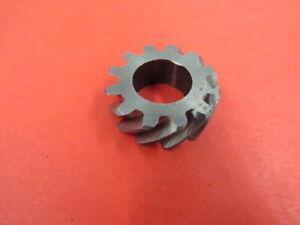 1932-53 Ford camshaft oil pump drive gear (with flat spot on ID)  18-6254-B