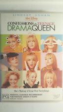 Confessions Of A Teenage Drama Queen [ DVD ] LIKE NEW, Region 4, FREE Post