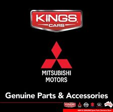 New Genuine Mitsubishi TW Magna RH Front Seat Back Cover Grey #MR933358