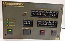 Compumotor 2100 Series Indexer Model 2100-1