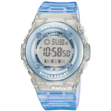 Casio BG-1302-2ER Baby-G Watch with World Time Shock Resistant Multi Functiom