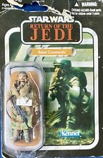 Kenner Star Wars Vintage Collection Return Of The Jedi Rebel Commando Act Figure