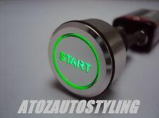 Savage Push Button START Switch Momentary GREEN <<NEW>>