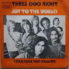 "Vinyle 45T Three Dog Night  ""Joy to the world"""