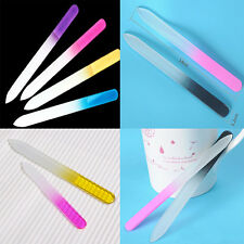 Durable Pro Tool New Manicure Device Crystal Glass File Nail Art Files Buffer