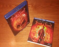 TRICK R TREAT 2disc Blu-ray US import region a free abc(very rare OOP slipcover)