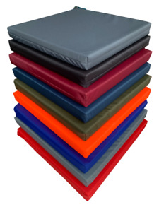 SEAT PAD cushions for your garden bench, patio, garden furniture fit WATERPROOF