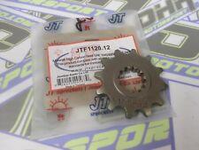 Nuevo JT Delantero Piñón Para Yamaha DT50R DT50 R 97-06/TZR50 96-12 12 T 12 dientes