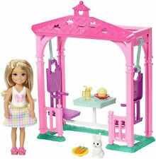 Barbie Sisters Chelsea Club Picnic Doll & Playset  New