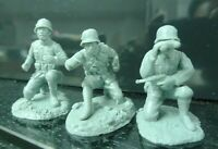 OWN BRAND SET #5- CHINESE NATIONALIST ARMY 9 FIGURES/3 poses SET  !!-L@@K!!!