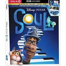 SOUL Target  (4K Ultra HD/Blu-ray/Digital) Ship 3/23