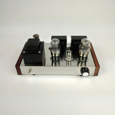 Class A Single Ended 6N1+6P3P finished Tube Amplifier HIFI Valve Amp DIY Kit