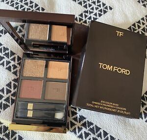 Tom Ford Eye Shadow Quad 26 Leopard Sun New in Box