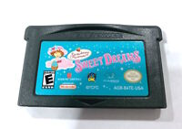 Strawberry Shortcake Sweet Dreams (Nintendo Game Boy Advance, 2006) GBA Tested