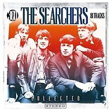 Searchers Collected 3 CD Digipak NEW