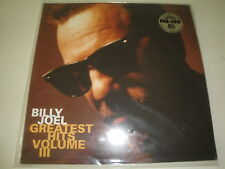Billy Joel Greatest Hits Volume III 2 LP Translucent Gold Vinyl