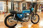 1970 Honda CB  1970 Honda CB750K0 Pristine Museum Piece Like Brand New November 1969 Build Date