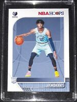 2019-20 JA MORANT RC Rookie Card Memphis Grizzlies NBA Hoops #259