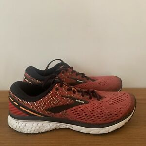BROOKS RUNNING Ghost 11 DNA Trainers Size 9.5 FREE FAST UK P&P