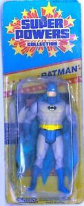 DC Super Powers Collection Batman Action Figure - Sealed - 1986 - Half Card